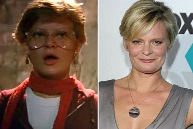 Martha Plimpton The Goonies