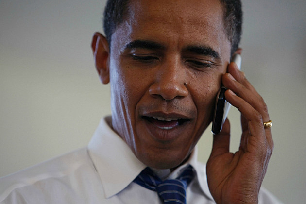 President Obama to Accept Campaign Donations Via Text