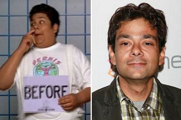 Shaun Weiss Mighty Ducks See the Kids of 'Hea...