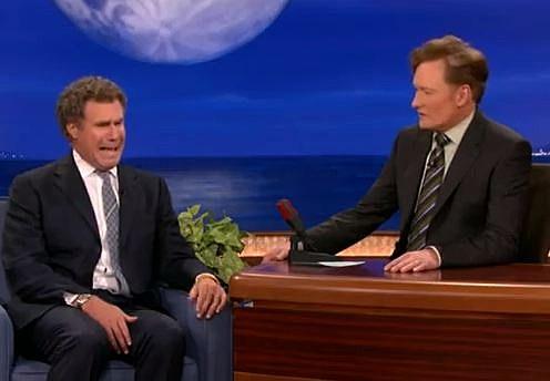 Will Ferrell Conan