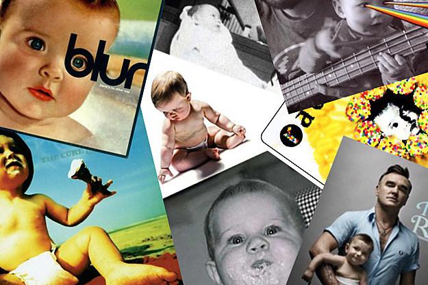 Cutest Album Cover Babies