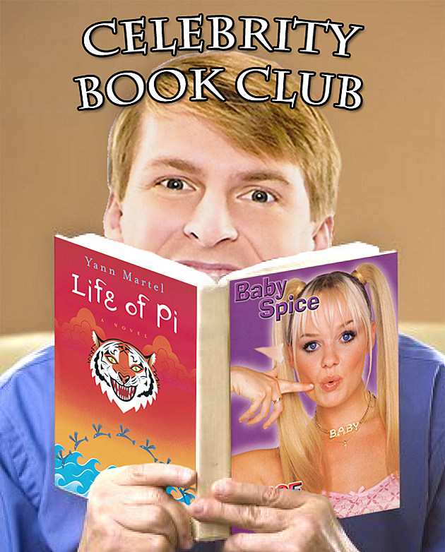 Celeb Book Club