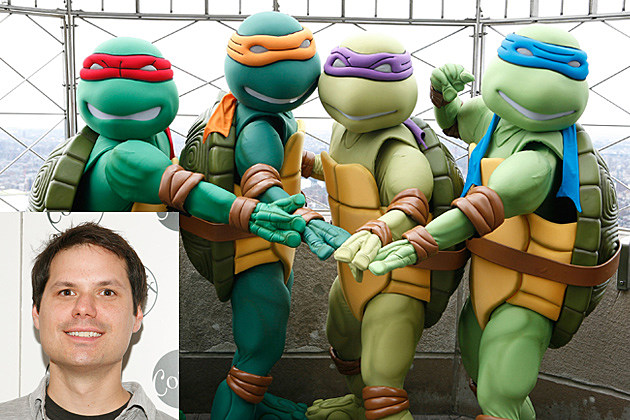 teenage mutant ninja turtles michael ian black