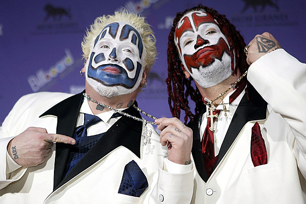 Insane Clown Posse FBI Lawsuit