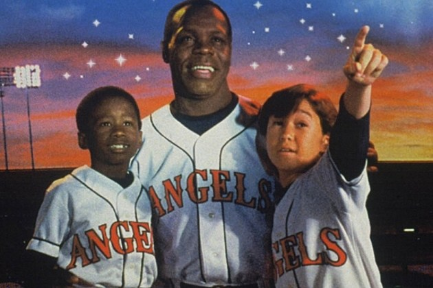 Black Kid Angels In The Outfield