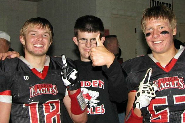 High School Makes Special-Needs Student Football Team Manager