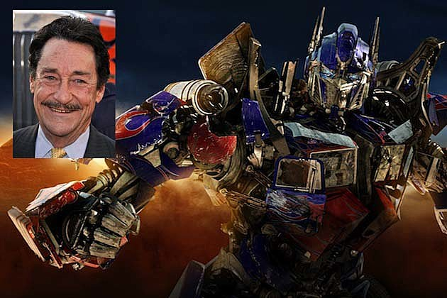 Peter Cullen, Optimus Prime, Transformers