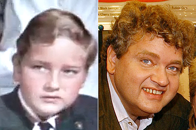 Augustus Gloop Then and Now