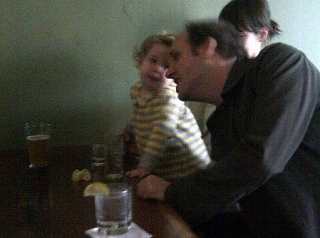 Baby in Bar