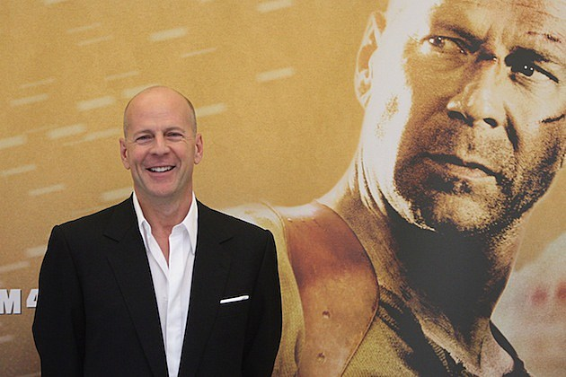 Die Hard 4.0 German Photocall bruce willis live free or die hard