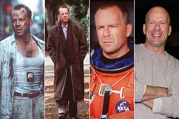 bruce willis die hard with a vengenance the sixth sense armageddon