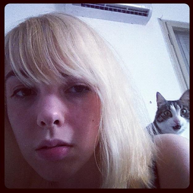 gasp cat
