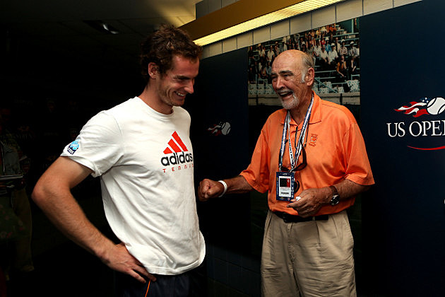 connery andy murray
