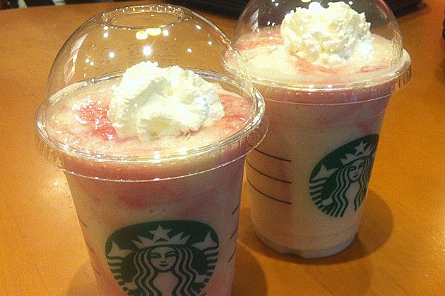 crunchberry frappuccino