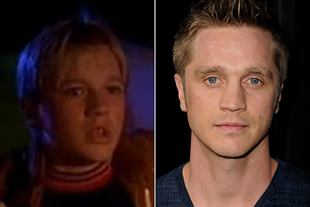 Devon Sawa Now and Then