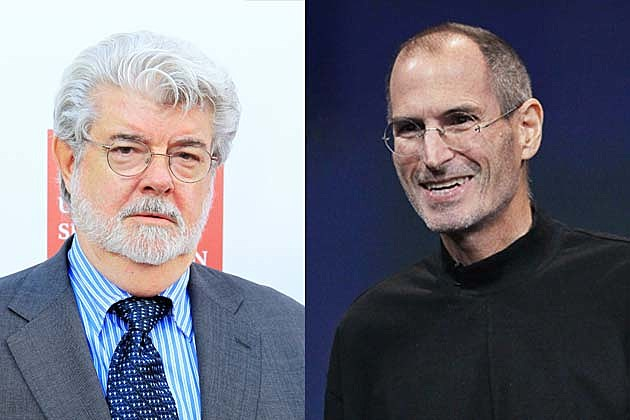 george lucas and steve jobs