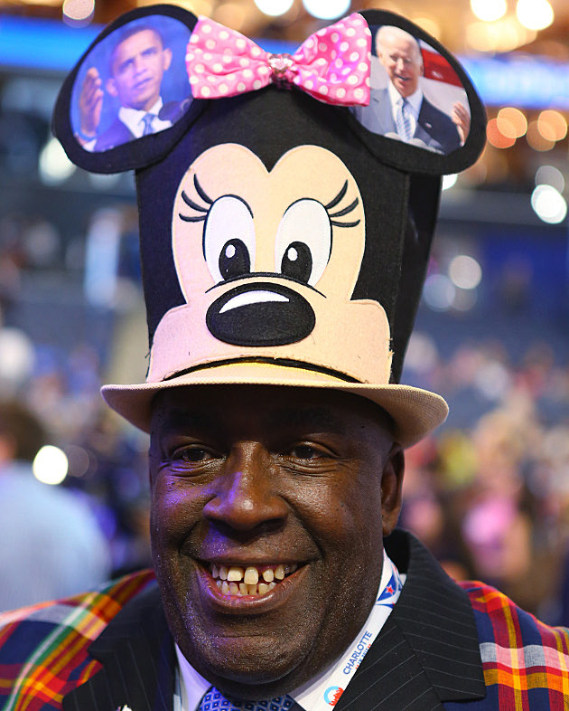 minnie dnc hat