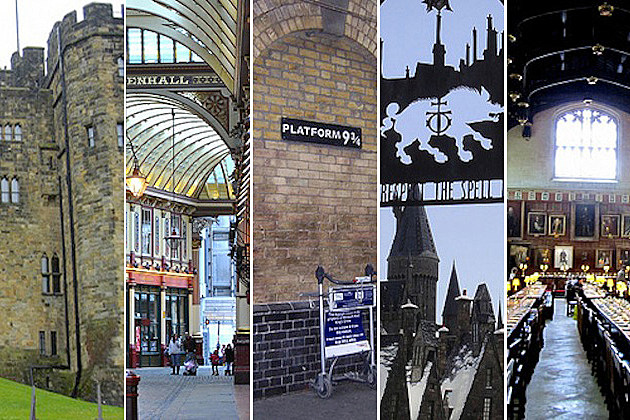 Harry Potter Destinations