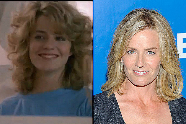 Elisabeth Shue then and now