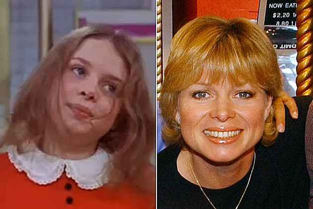 Veruca Salt then and now