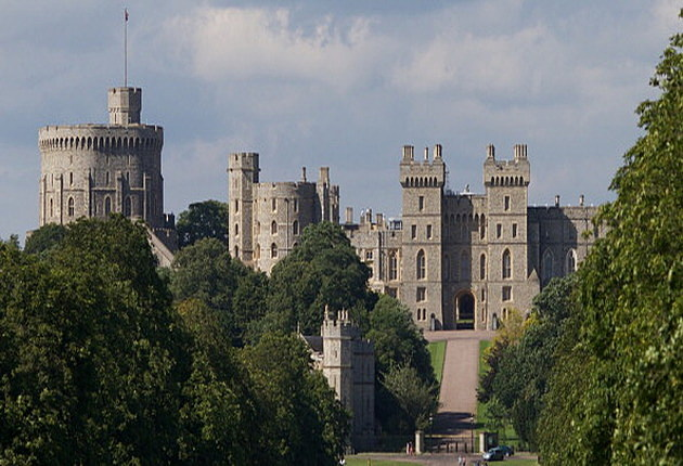 The Windsor Castle, England