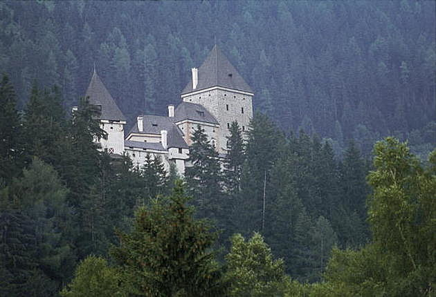 Moosham castle, Austria