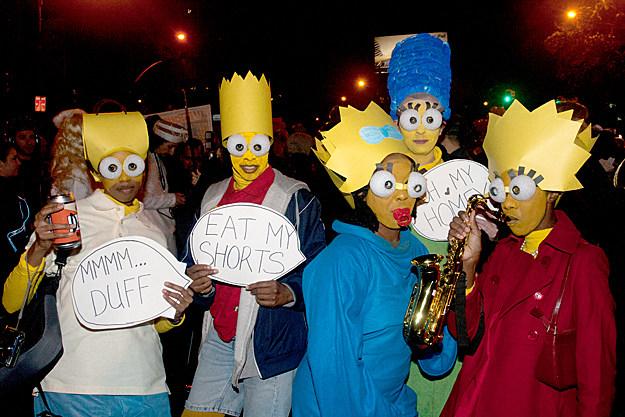 Seinfeld Halloween Costumes