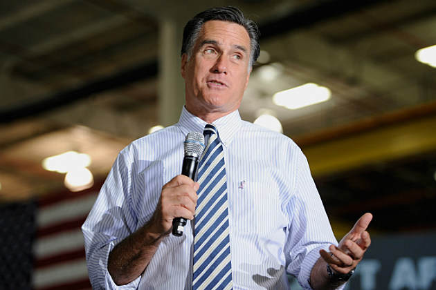 Google Search for 'Completely Wrong' Gives Pictures of Mitt Romney