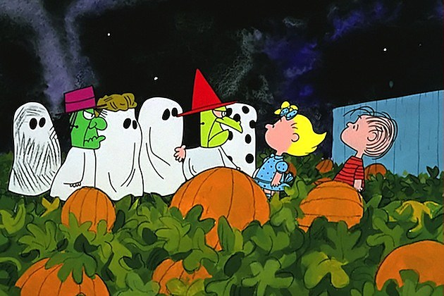 Its the Great Pumpkin Charlie Brown Charles Schulz