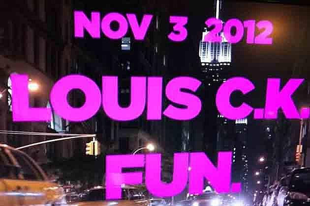 Louis CK NBC