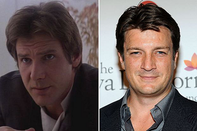 Nathan Fillion Han Solo
