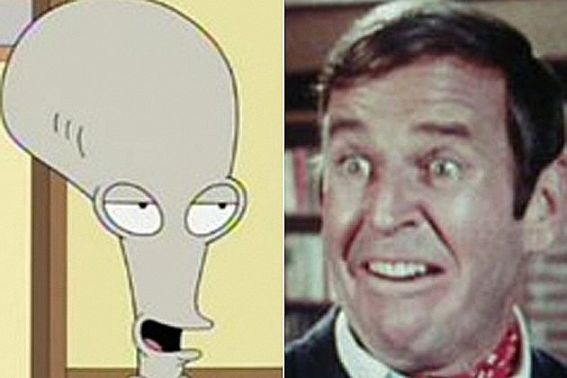 Paul Lynde Roger American Dad