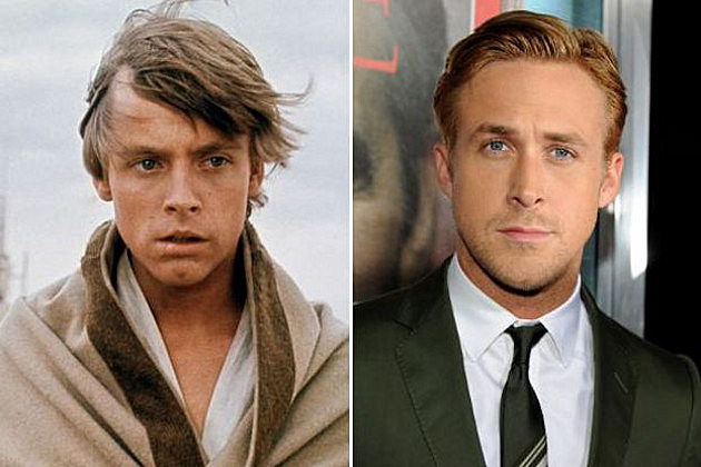 Ryan Gosling Skywalker