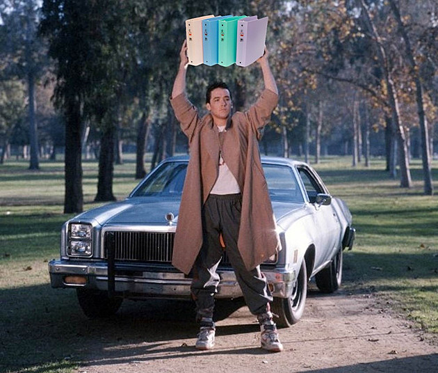 Say Anything Mitt