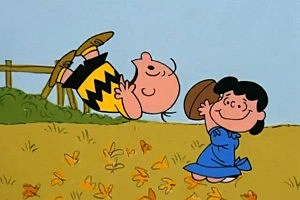 Its the Great Pumpkin Charlie Brown Charles Schulz lucy football