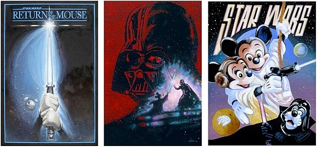 Star Wars Disney Day