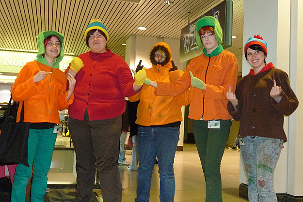 south park - Southpark Halloween Costumes