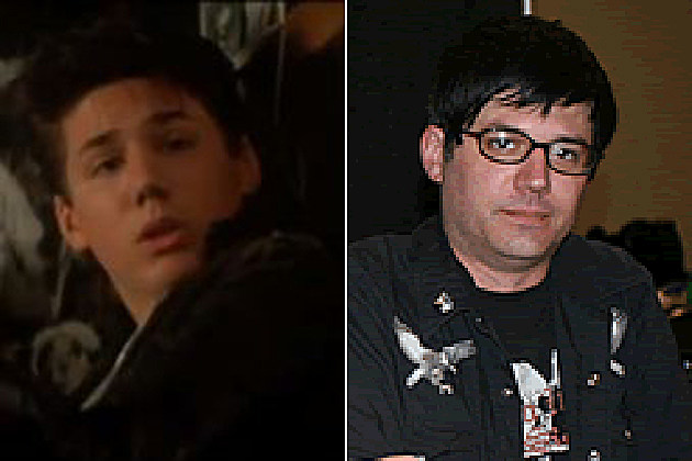 Then : Lambert played the chain-smoking Rudy, the oldest and strongest ...