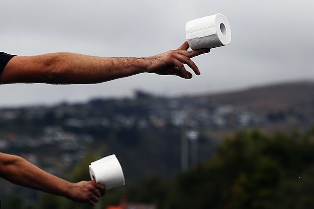 Grave Fears For Christchurch Earthquake Missing toilet paper
