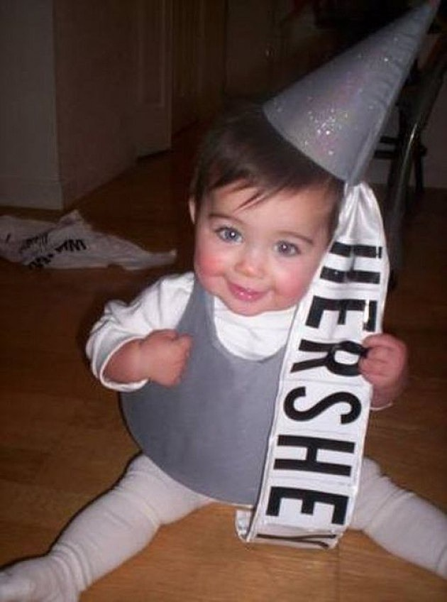 Baby Food Costume