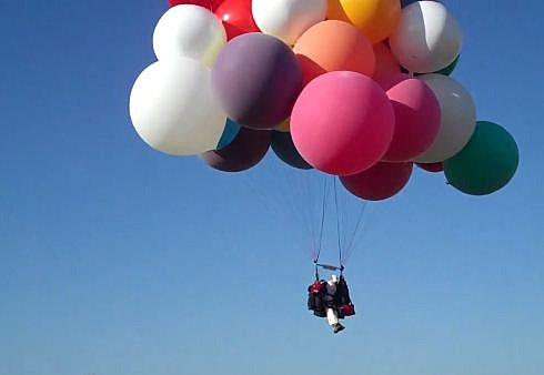 Cluster balloon