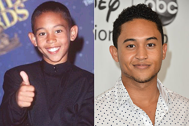 Tahj Mowry Full House Teddy