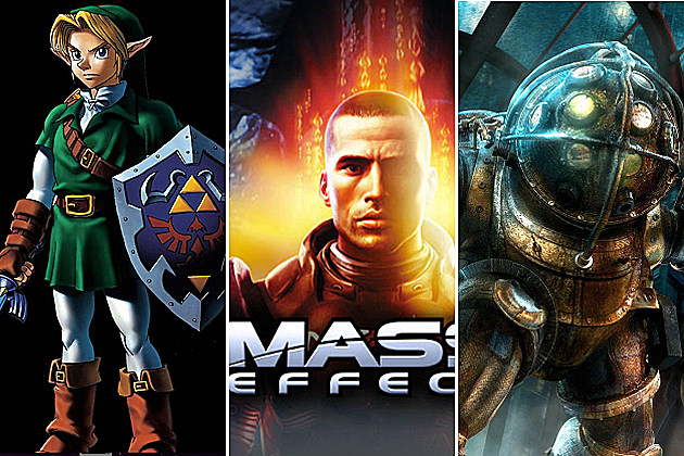 VIdeo games that should be movies