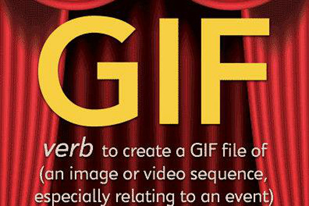 Oxford American Dictionary Names 'GIF' as Word of the Year