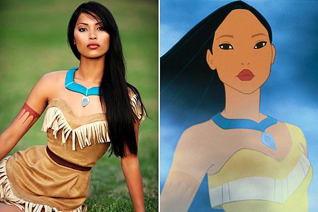 Pocahontas Look Alike | www.pixshark.com - Images ...