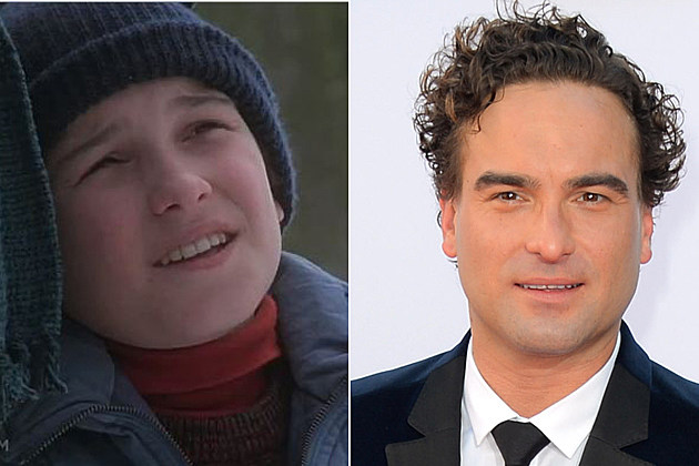 Johnny Galecki National Lampoon's Christmas Vacation