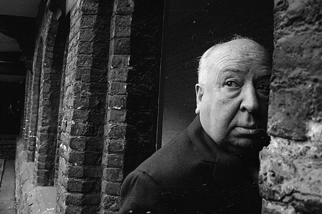 Alfred Hitchcock In The Arches