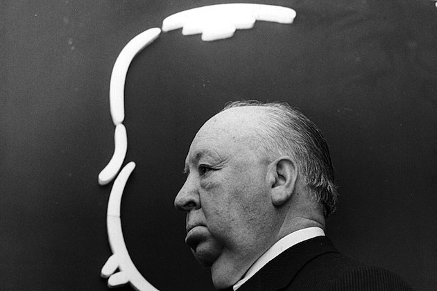 Alfred Hitchcock's Logo