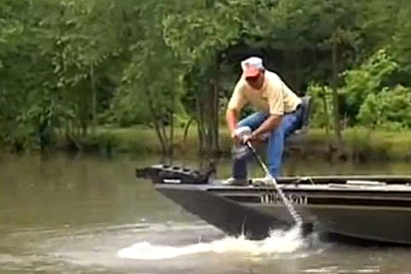 Watch the ultimate collection of fishing show bloopers for Bill dance fishing