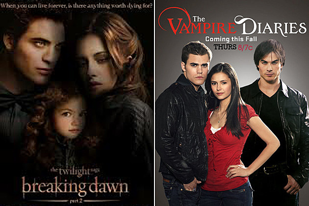 breaking dawn part 2 vampire diaries